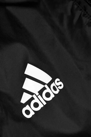 adidas Black Rain Jacket