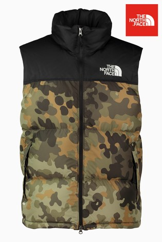 the north face jacke herren camouflage