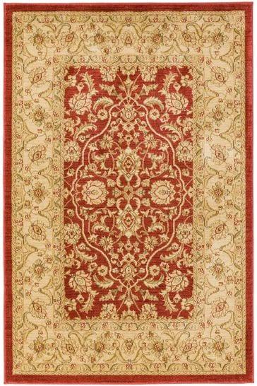 Asiatic Rugs Red Windsor Oriental Rug