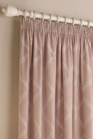Olivia Eyelet Curtains by Riva Home