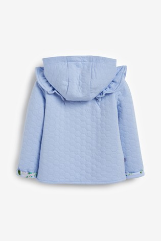 Baker by Ted Baker Blue Quilted Jacket