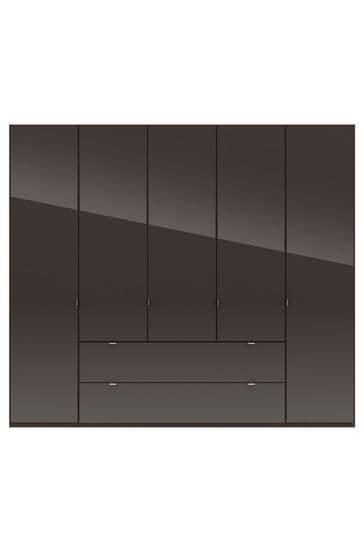 Monroe Five Door Wardrobe