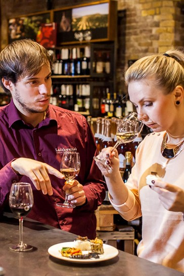 Laithwaite's Wine Tasting Evening For Two Gift Experience by Activity Superstore