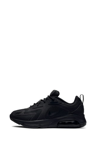 Nike Black Air Max 200