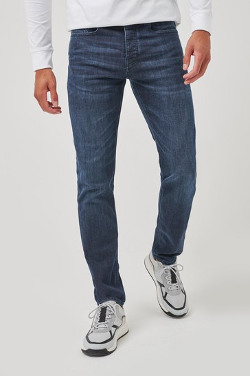 BOSS Taber Tapered Fit Jean