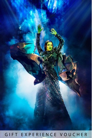 Top Price Tickets To Wicked And A Meal For Two Gift Experience by Activity Superstore