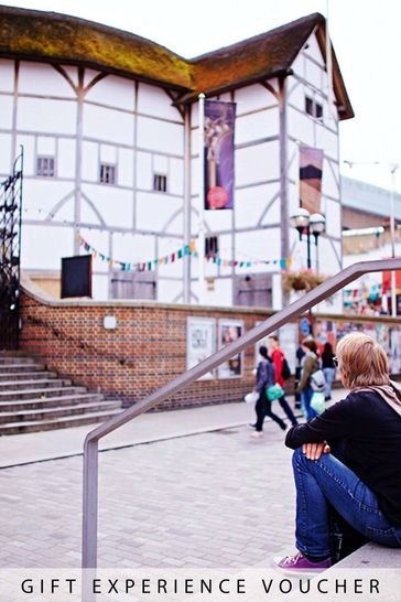 Visit To Shakespeare's Globe And A Meal For Two Gift Experience by Activity Superstore