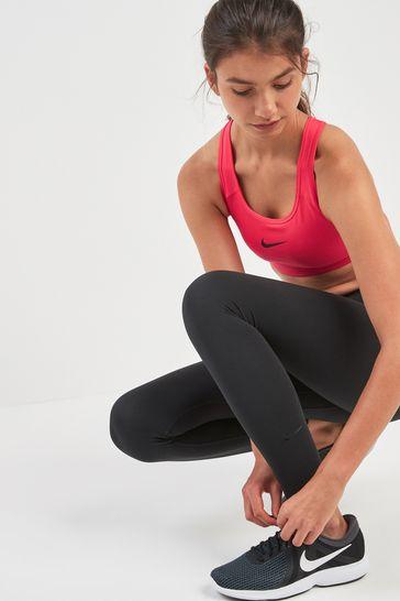 Nike One Black Lux Training Leggings