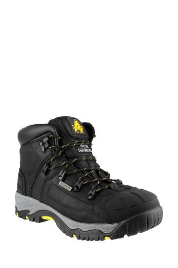 Amblers Safety Black FS32 Waterproof Safety Boots