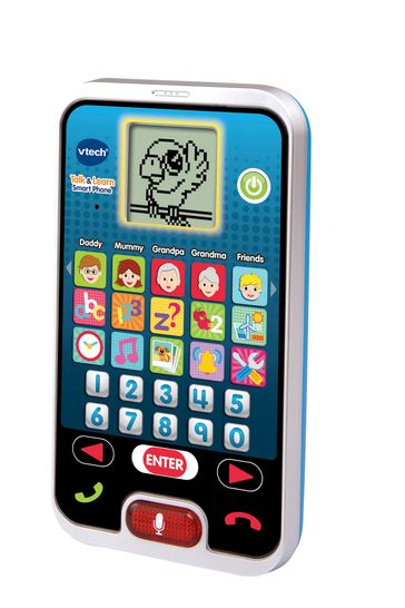 VTech Toddler Talk And Learn Smart Phone 139303