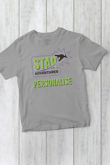 Disney™ Toy Story Personalised Buzz Lightyear T-Shirt