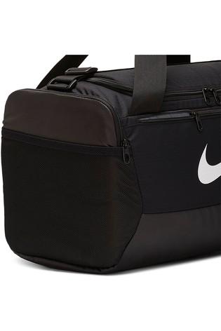 Nike Brasilia Black Duffel Bag