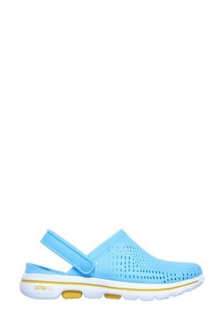 Skechers® Blue Go Walk 5 Astonished Trainers