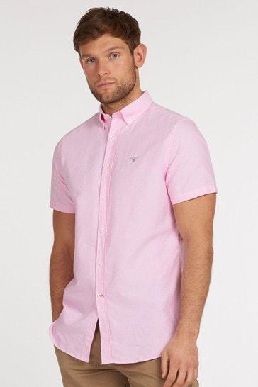 Barbour® Oxford Short Sleeve Shirt