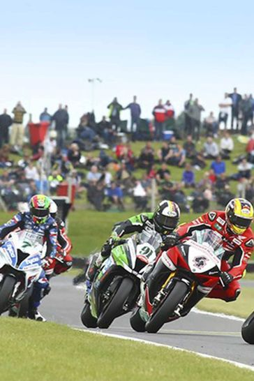 British Superbike Weekend Tickets For Two Gift Experience by Activity Superstore
