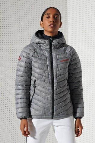 Superdry Alpine Padded Mid Layer Jacket