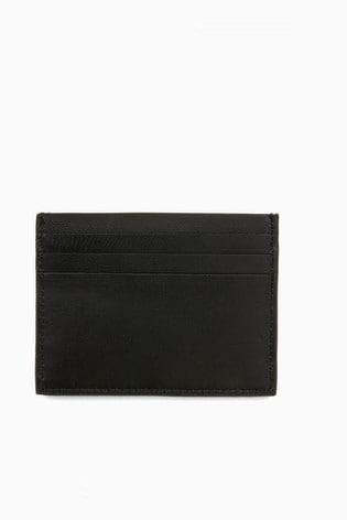Calvin Klein Smooth Plaque Cardholder