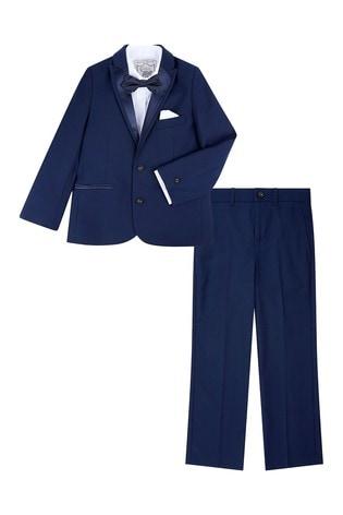 Monsoon Navy Thomas Tuxedo Suit