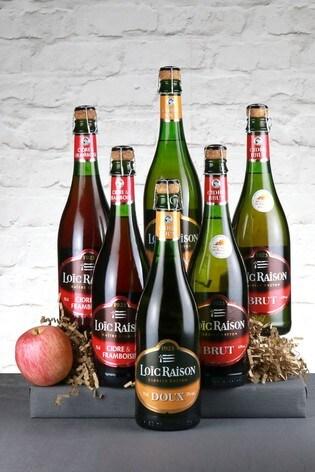 Le Bon Vin French Cidre Mixed Half Case