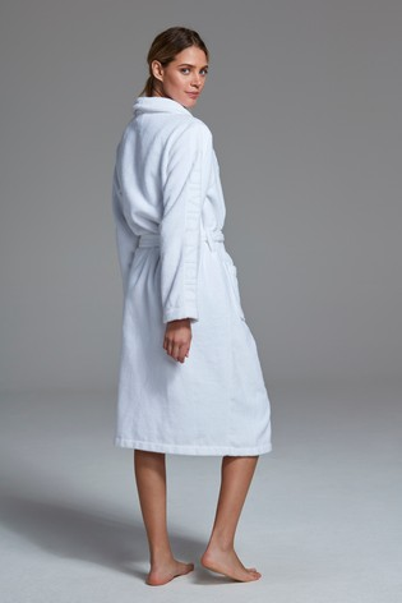 Calvin Klein White Robe