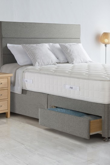 Napoli Latex 1400 Mattress And Divan By Sealy