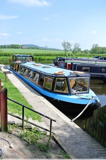 Lancashire Afternoon Cream Tea Cruise For Two Gift Experience by Activity Superstore