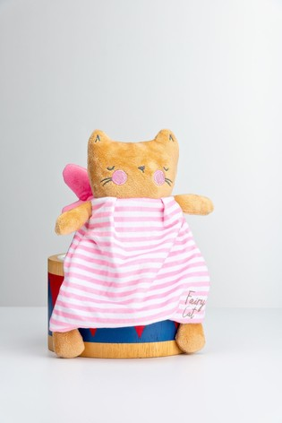 The Essential One Fairy Cat Comforter Soft Toy