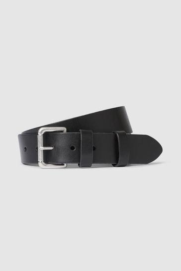 Polo Ralph Lauren Leather Jeans Belt