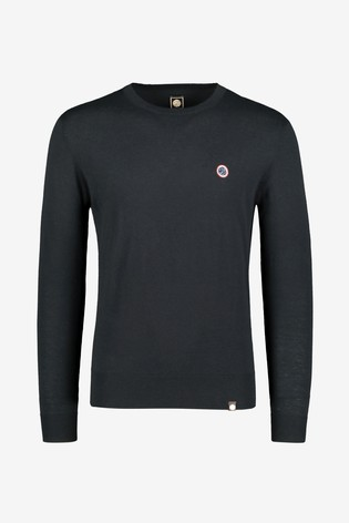 Pretty Green Hinchcliffe Crew Jumper