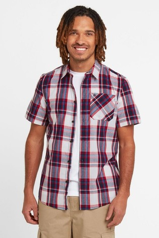 Tog24 Red Foster Shirt