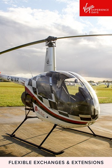 Helicopter Buzz Flight For Two Gift Experience by Virgin Experience Days