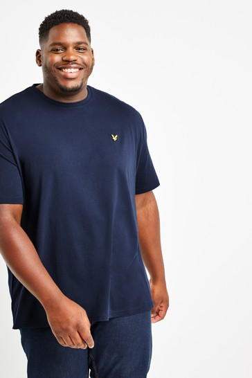 Lyle & Scott Plus Size T-Shirt