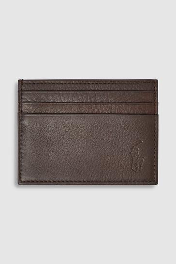 Polo Ralph Lauren Leather Card Holder