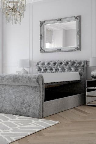 Westcott® Ottoman Storage Bed