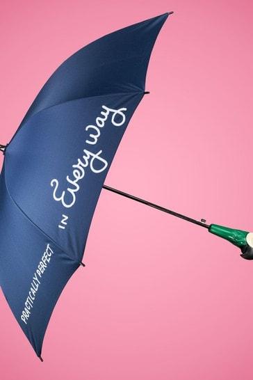Blue Mary Poppins Umbrella