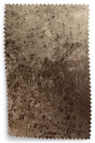 Crushed Velvet Curtains Sample
