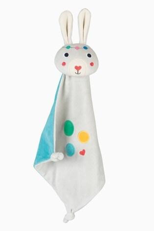 Frugi White Rabbit Comforter