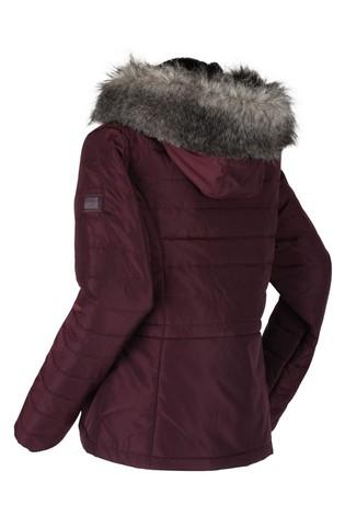 Regatta Purple Westlynn Insulated Jacket