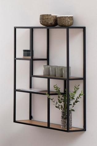 Seaford Wall Shelf By Actona
