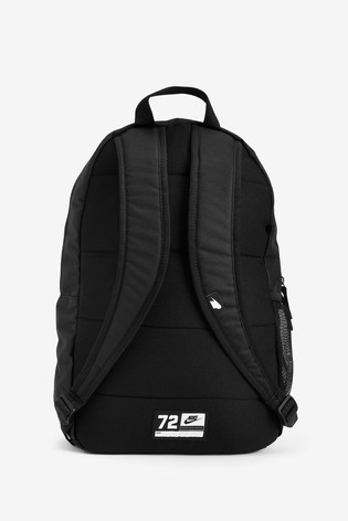 Nike Black Personalised Elemental Backpack