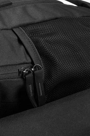 Nike Black Personalised Elemental Backpack