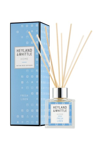 Heyland & Whittle Fresh Linen 100ml Diffuser
