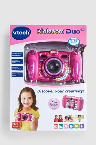 VTech Kidizoom® Duo Pink 5.0 507153
