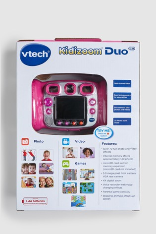 VTech Kidizoom® Duo Pink 5.0