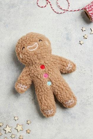 George the Gingerbread Plush