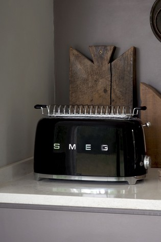 Smeg 4 Slot Toaster