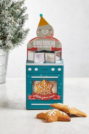Gingerbread Baking Gift Set