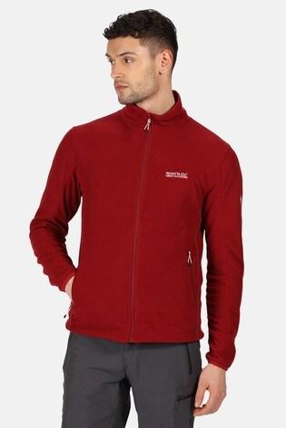 Regatta Red Stanner Full Zip Fleece