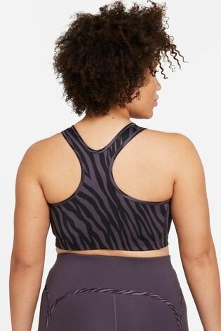 Nike Curve Swoosh Medium Support Icon Clash Sports Bra