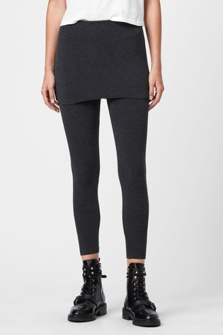 AllSaints Raffi Skirted Legging